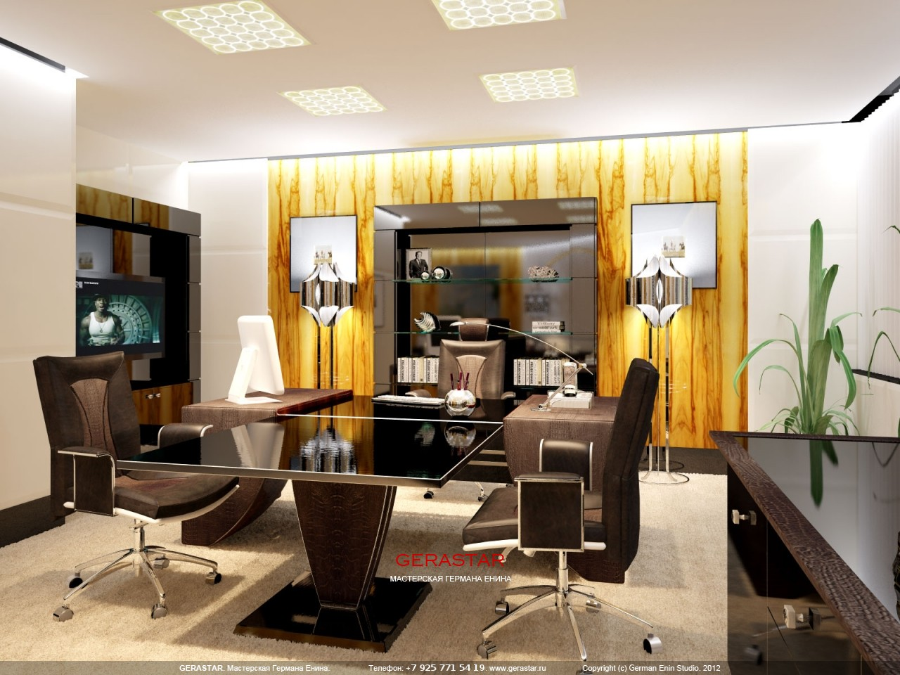 office ipe cavalli furniture designer enin german